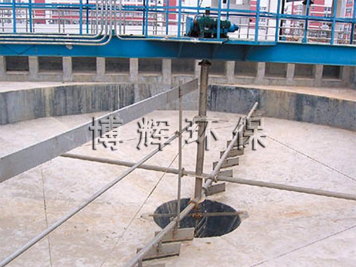 中心chuan动式刮泥机